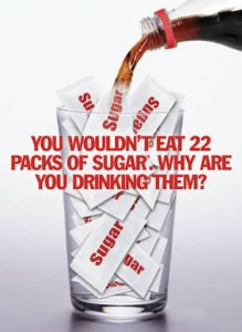 You Wouldn't Eat 22 Packs of Sugar. Why Are You Drinking Them?