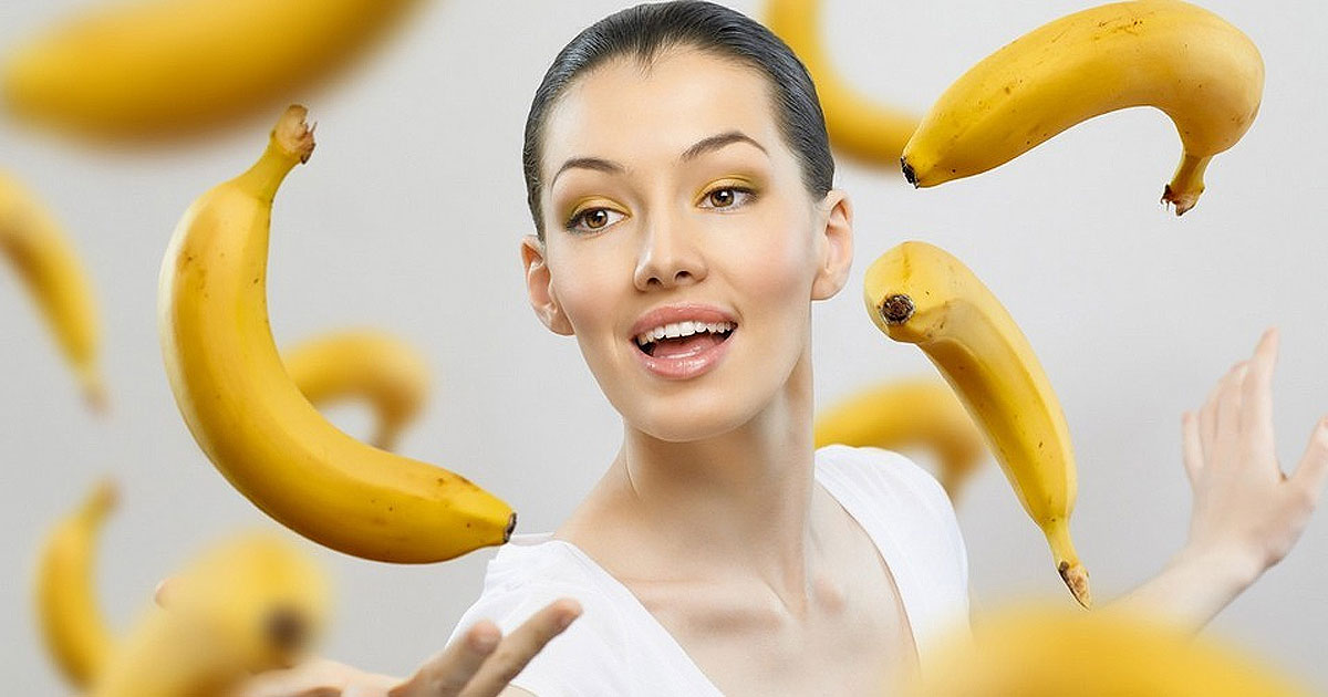 Banana Benefits For Fitness And Beauty Purposes