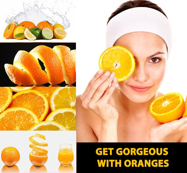 Get Gorgeous with Oranges