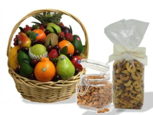 Fruit Basket Nuts