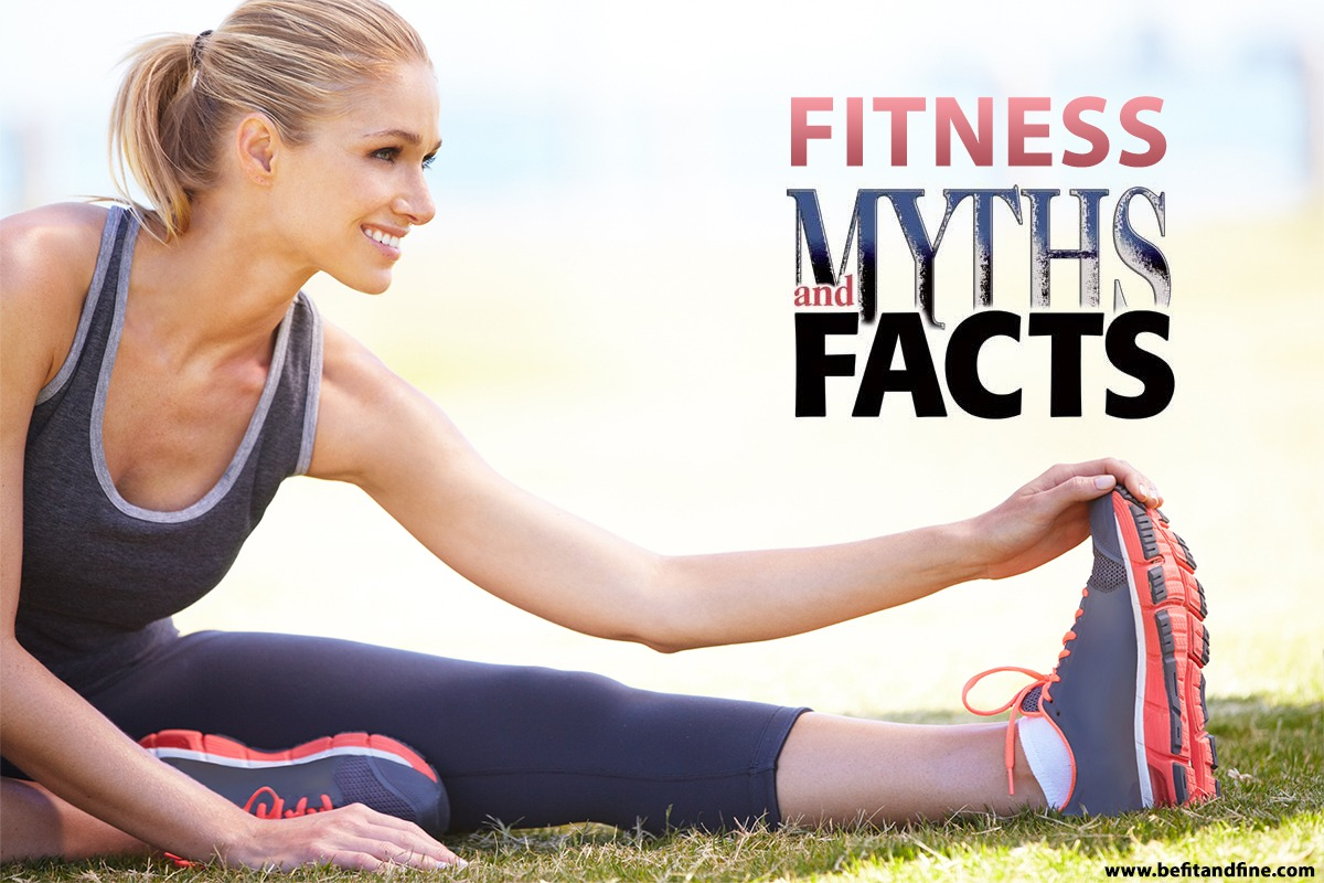 7 fitness myths In this post we dive head first in to the most common fitness myths around with the primary goal to bring truth to the surface.