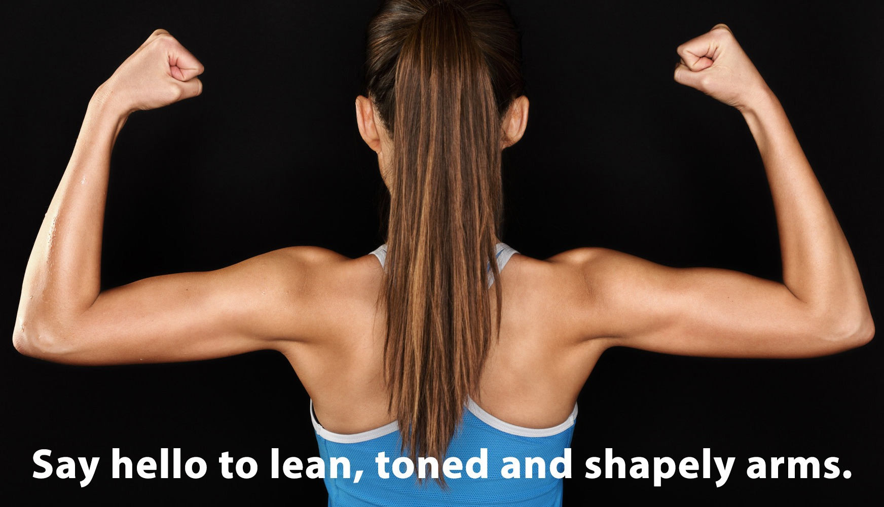 how to reduce flabby arms fat lean toned arms workout