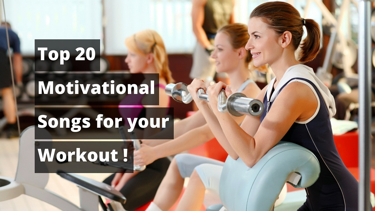 Top 20 Motivational Workout Songs : Fast Beat Gym Playlist