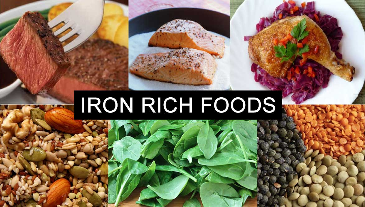 What Foods Are Not A Good Source Of Iron