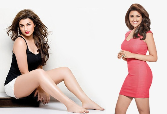 PARINEETI CHOPRA'S Weight Loss Journey From Fat To Fit