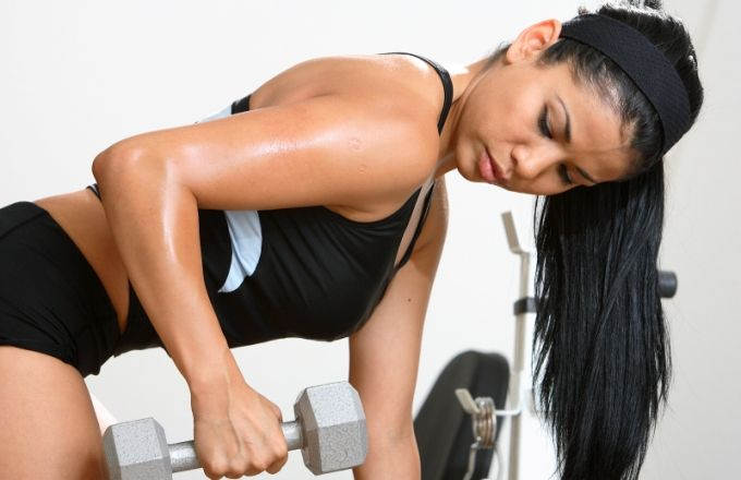 Strength Training to boost metabolism
