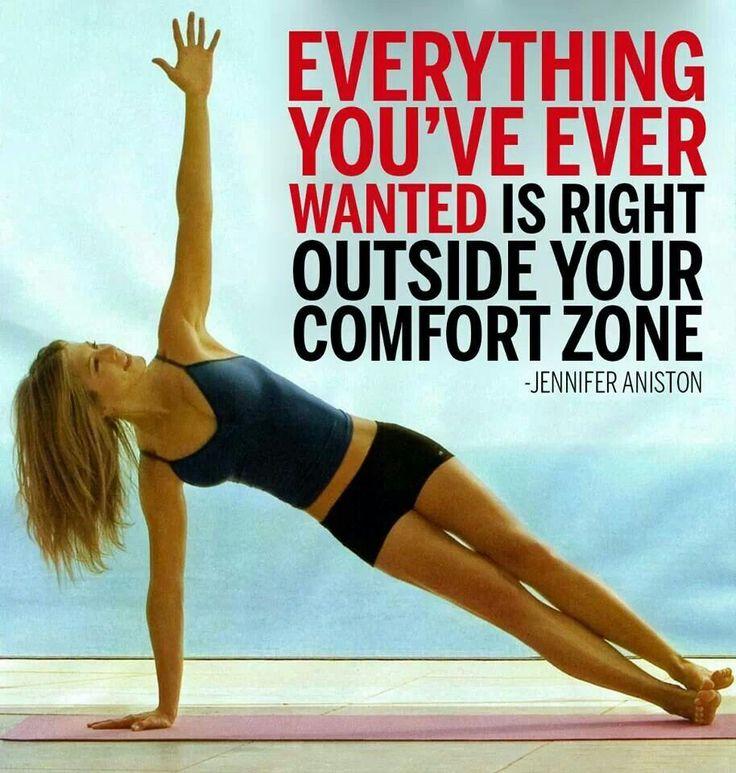 Jennifer Aniston Yoga