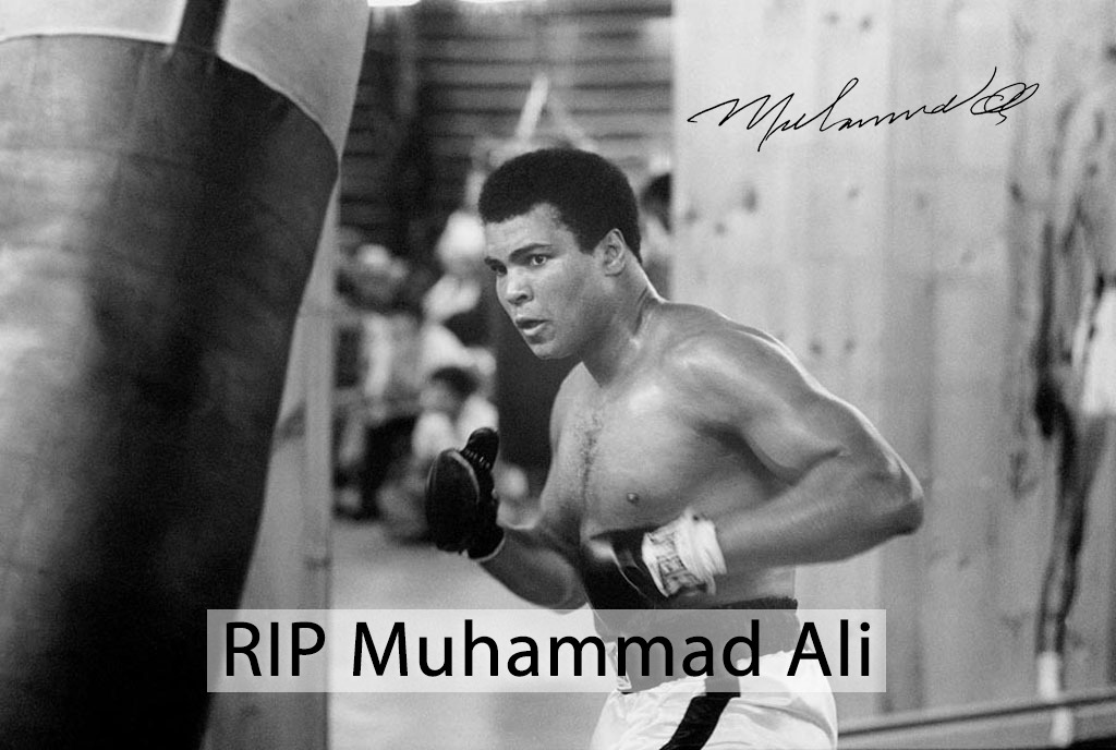 RIP Muhammad Ali Sneak Peek At His Diet And Workout