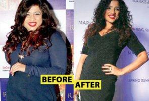 Weight Loss Journey RJ Malishka