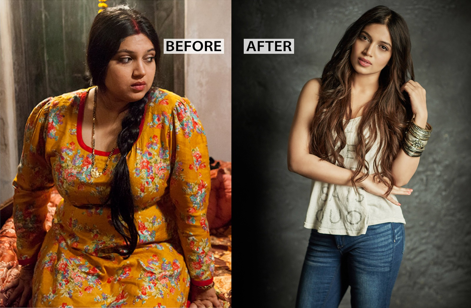Bhumi Pednekar Weight Loss Diet Plan, lose 21 kgs in 4 months