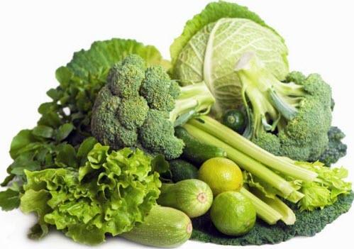 Fresh Leafy Vegetables