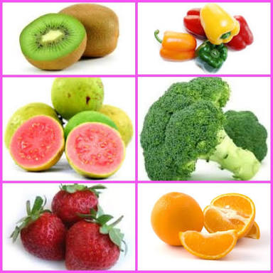 Vitaman C Foods