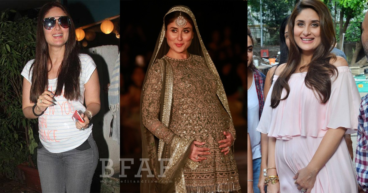 Pregnant Kareena Kapoor Sharing Her Diet And Cravings