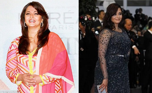 Fat Aishwarya Rai