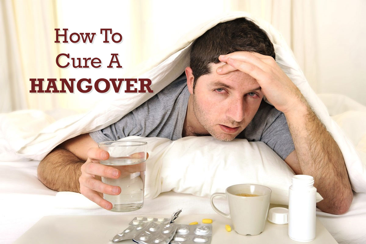 Best Alcoholic Drink To Cure Hangover