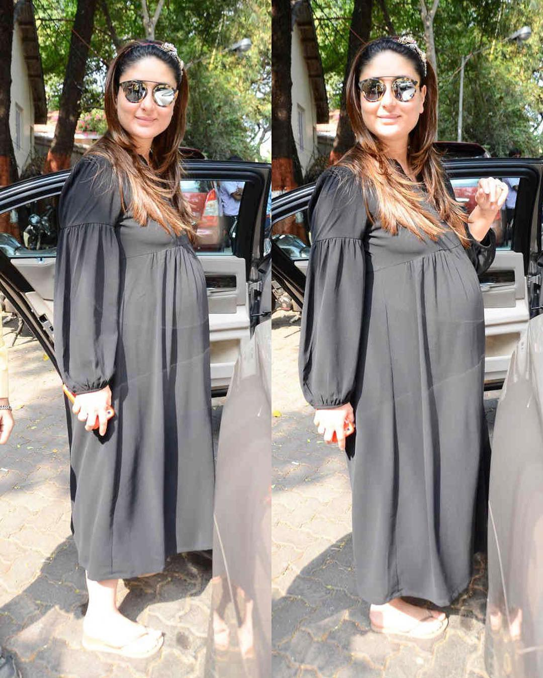 Kareena Kapoor Delivered Baby Boy - Healthy Pregnancy Secret