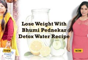 Bhumi Detox Water Recipe
