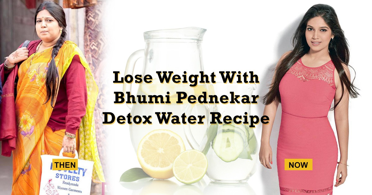 Bhumi Detox Water Recipe