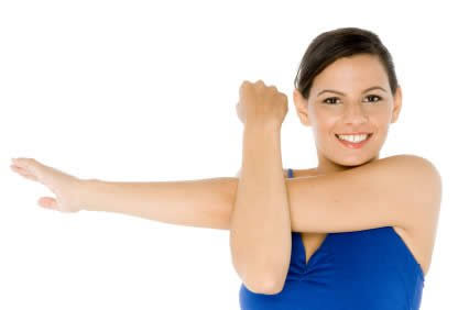frozen shoulder  5 best stretching exercises to do at home