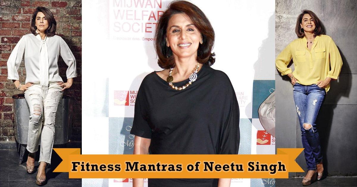 Fitness Mantras of Neetu Singh