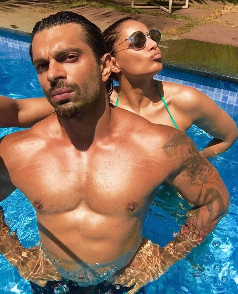 Karan Singh Grover Fitness Tips With Bipasha Basu