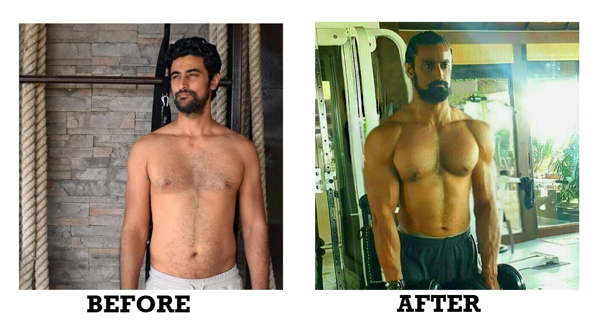 Kunal Kapoor Fitness Secret Flab to Fab Transformation Through Diet And Workout