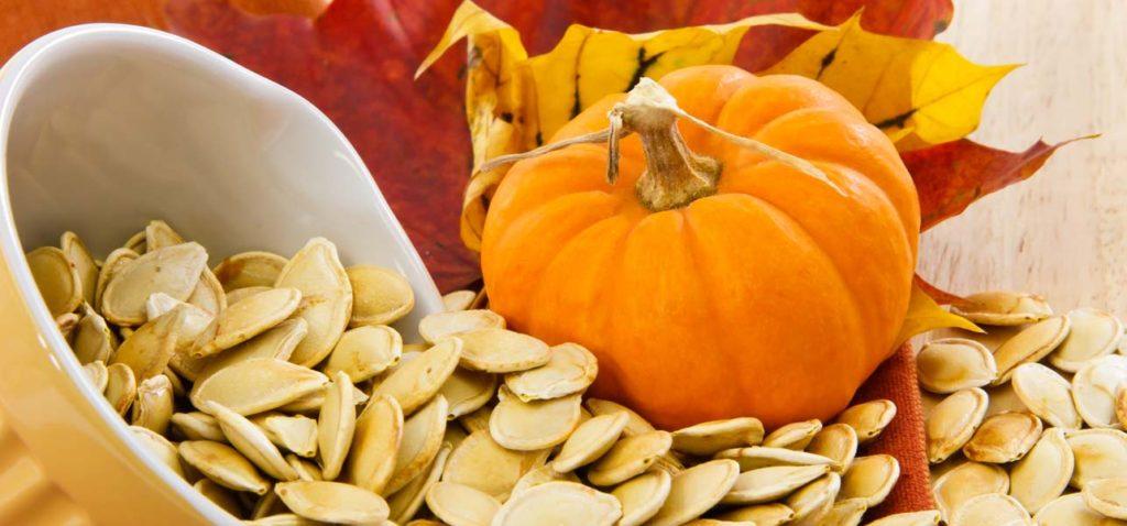 Pumpkin Seeds For Healthy Hair