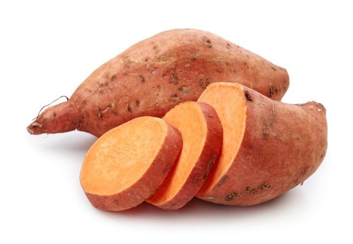 Sweet Potato For Healthy Hair