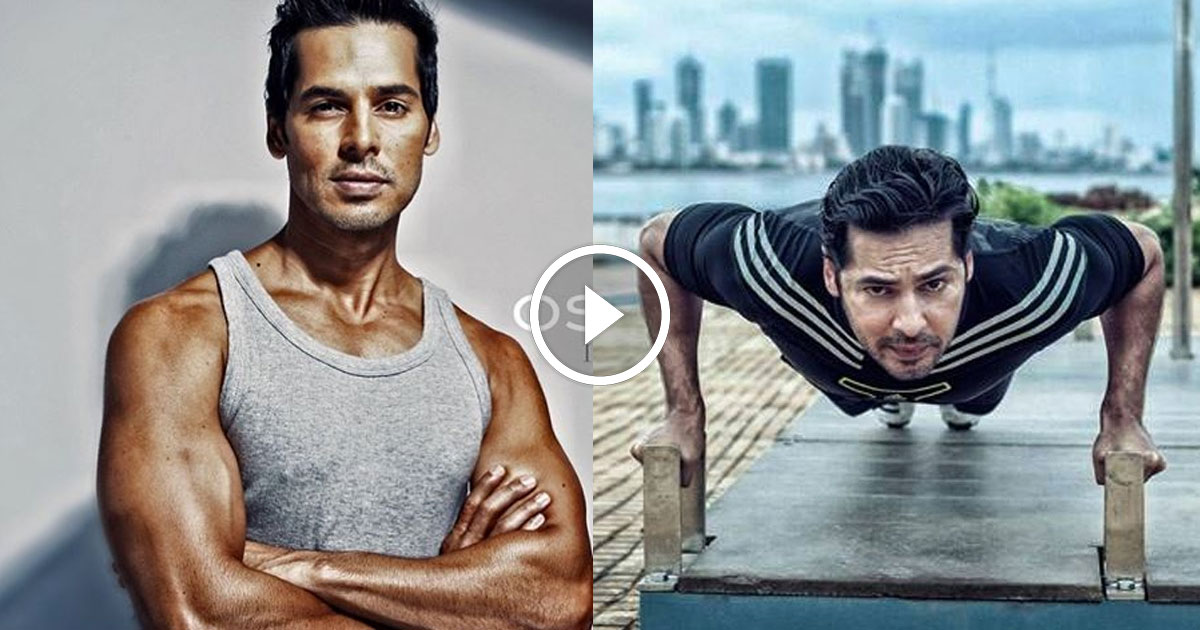 Dino Morea Fitness and Workout