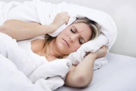 Sleep Deprivation Causes Sagging Facial Skin