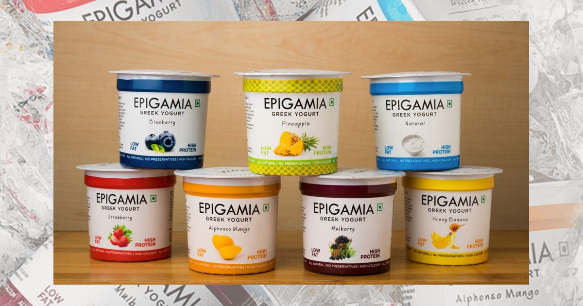Healthy Epigamia Greek Yogurt Review