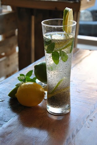 Healthy Lemonade recipe