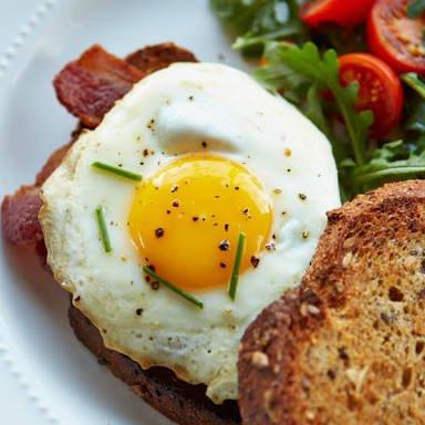 Egg for Flat Belly