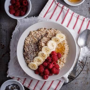 Oatmeal-Flat belly foods