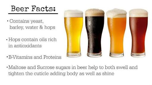 Beer Beauty Benefits