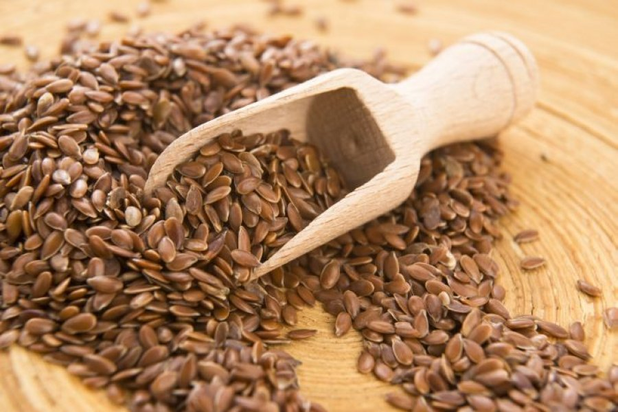 Brown Flaxseeds for DIY Natural Hair Gel