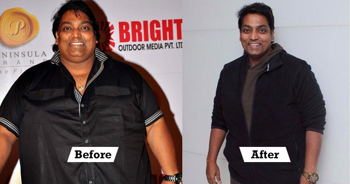 Ganesh Acharya Weight Loss 85 kgs
