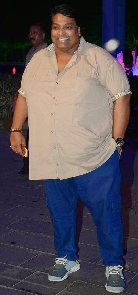 Ganesh Acharya Weight Loss