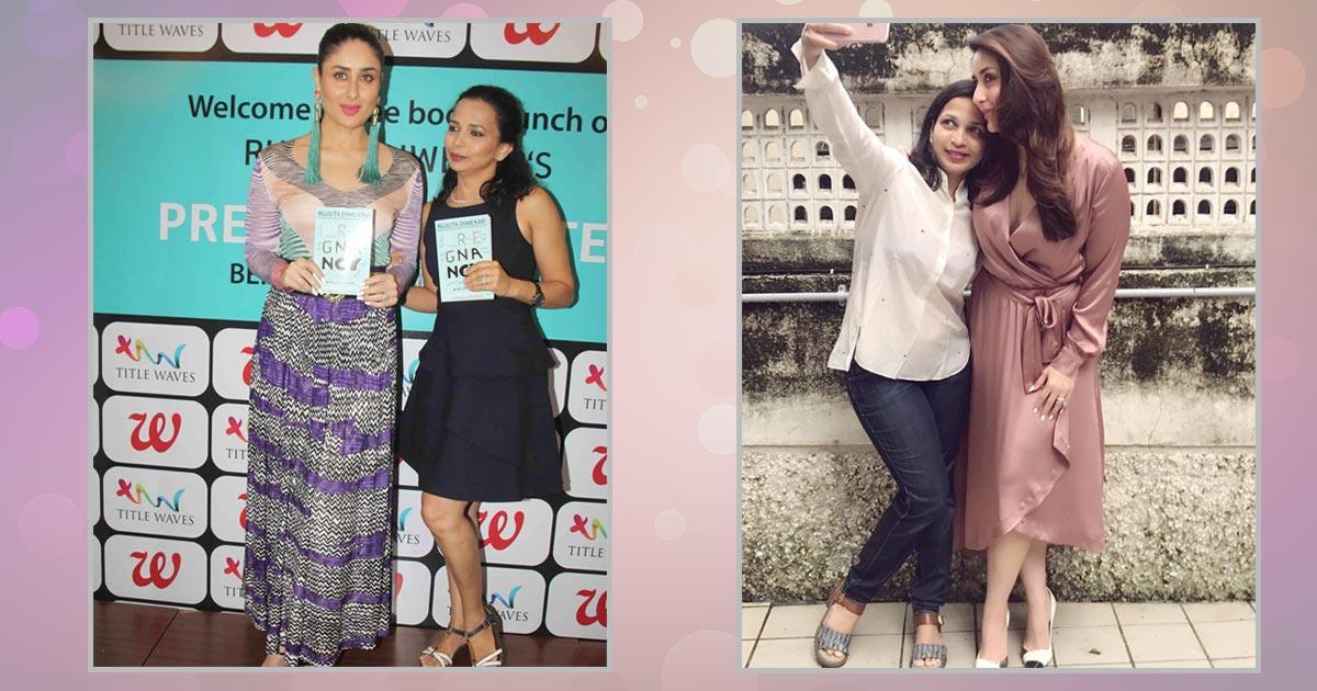 Kareena Kapoor Pregnancy Tips By Rujuta Diwekar