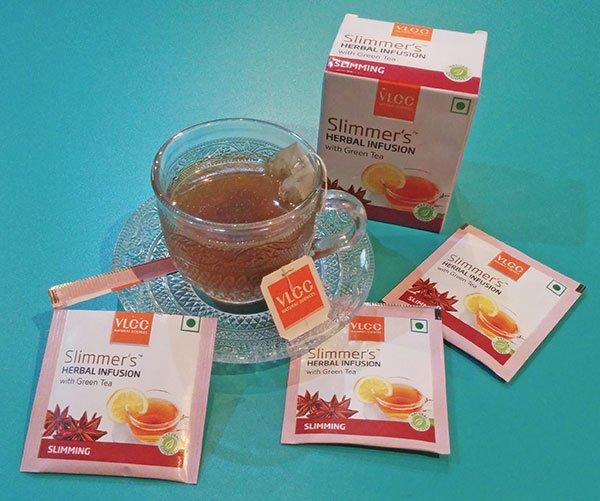 VLCC Slimmers Herbal Infusion Green Tea