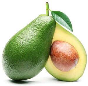 Avocado High-Fat Foods