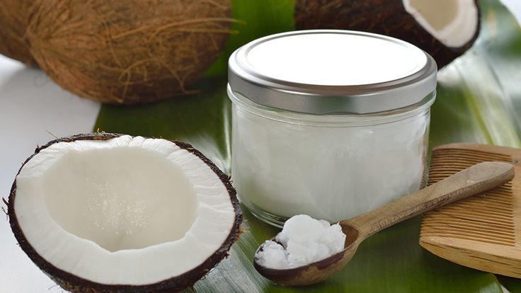 Coconuts Oil And Sugar Scrub