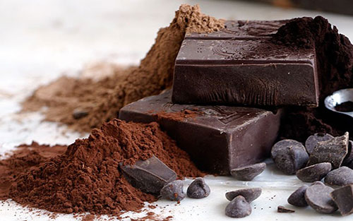 Dark Chocolate - Hight-Fat Foods