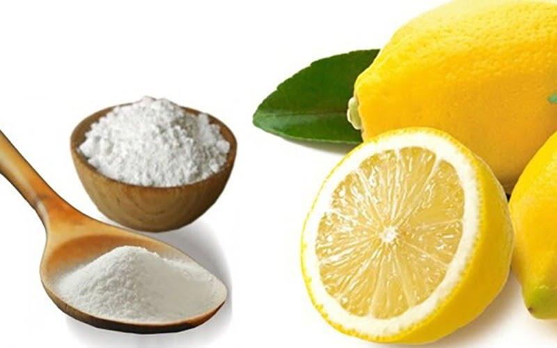 Limón para las axilas oscuras