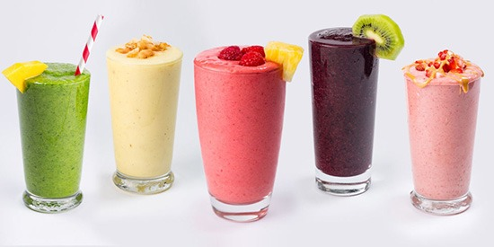 Yogurt Smoothies