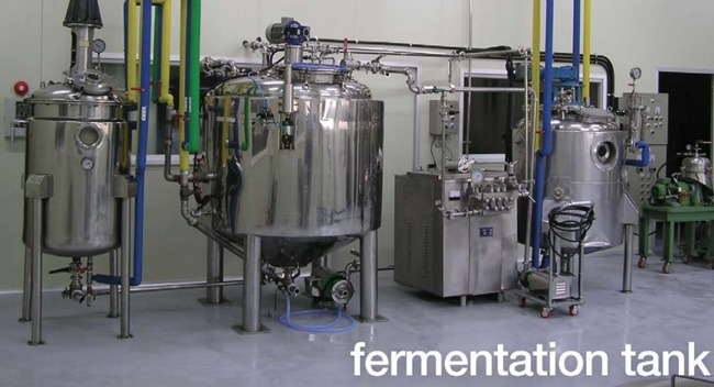 Light Planew Fermentation Tank