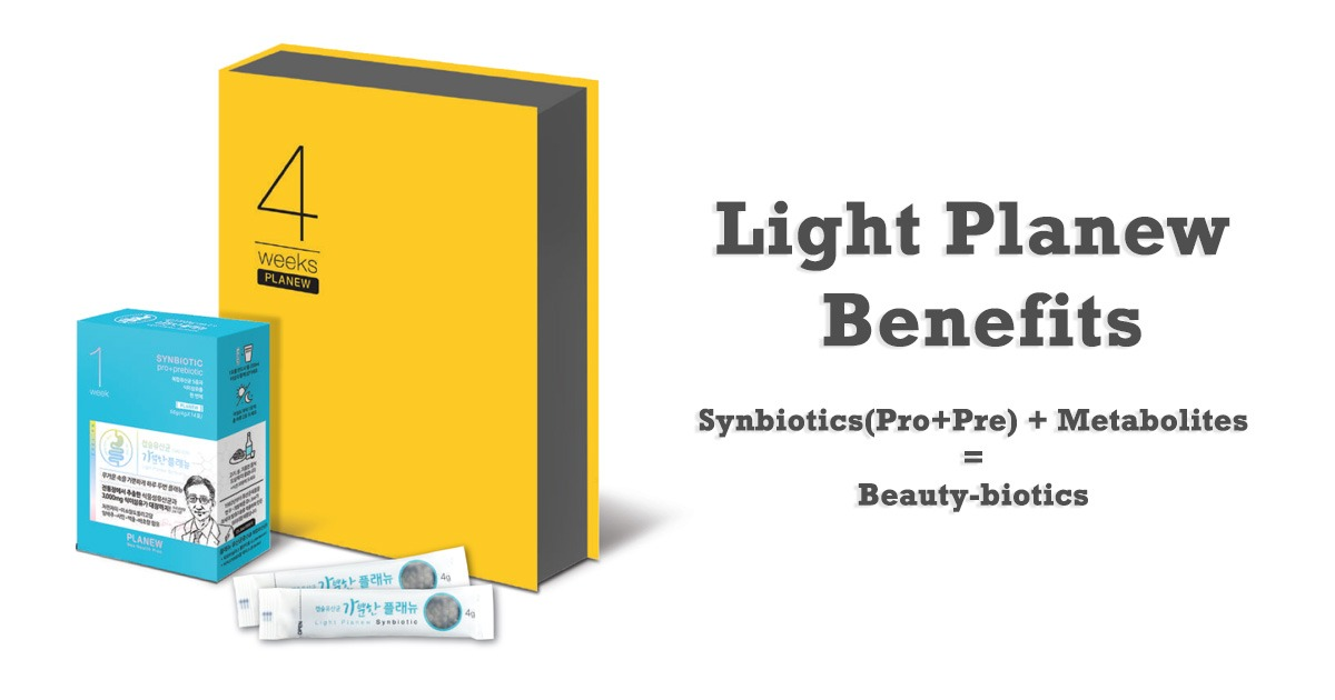 Light Planew Synbiotics Suppliment