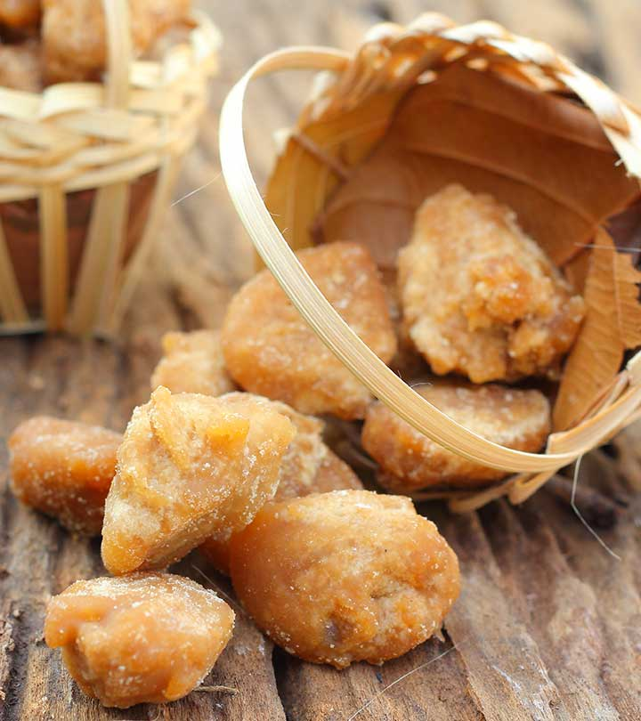 Healthy Sugar Substitutes- Jaggery (Gur)