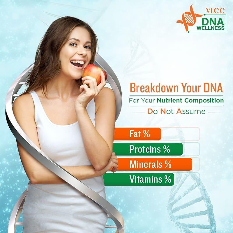 VLCC DNA Wellness