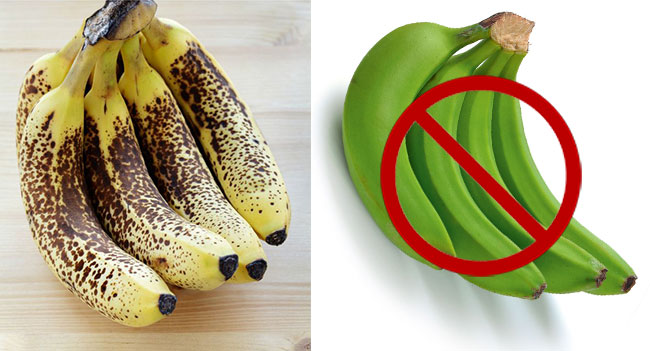 Bananas To Get Rid Of Constipation